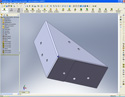 3D CAD/CAM product design, SolidWorks